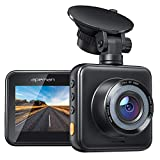 APEMAN Mini Dash Cam 3-5 Days Delivery, 1080P Full HD Dash Camera for Cars Recorder Super Night Vision, 170° Wide Angle, Motion Detection, Parking Monitoring, G-Sensor, Loop Recording