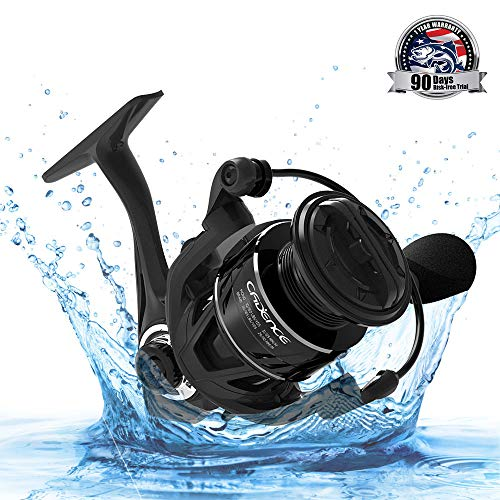 Cadence Spinning Reel,CS5 Ultralight Carbon Fiber Fishing...