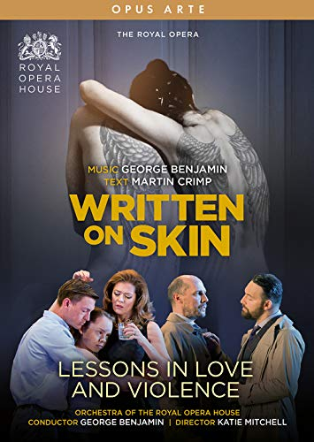 Written On Skin, Lessons In Love And Violence