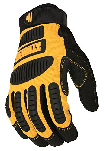 DeWalt High Performance Mechanics Work Gloves - DPG780 Size M, L, XL (XL)