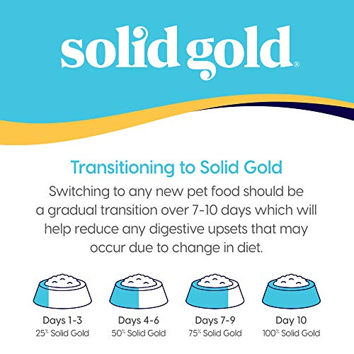 Product Image 8: Solid Gold - Indigo Moon with All Natural Chicken & Egg - Grain Free & Gluten Free - High Protein Holistic Dry Cat Food for All Life Stages - 6lb Bag