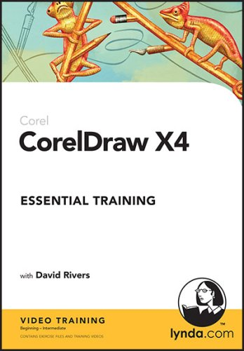 CorelDRAW X4 Essential Training