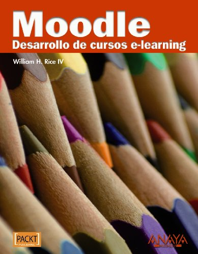 Moodle: Desarrollo De Cursos E-learning / Development of E-learning Courses