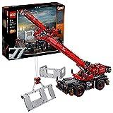 LEGO-Technic La grue tout terrain Jeu Garçon et Fille 11 Ans et Plus,...