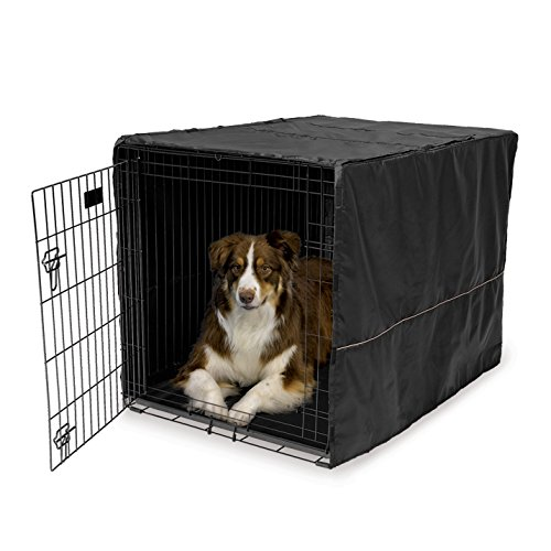MidWest Dog Crate Cover, Privacy Dog Crate Cover...