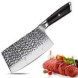 Aroma House Couteau de Chef Couperet de Cuisine Chinois Couteau...