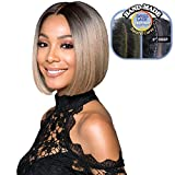 Bobbi Boss Synthetic Lace Front Wig MLF217 Silky Yaky Lyna Sleek (2)