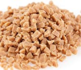 Crisp Kosher Butter Toffee Skor Baking Bits - 1LB Bag - For Baking, Cookies, Cheese Cake, Ice Cream Topping