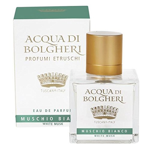 Dr.Taffi 62553 Acqua di Bolgheri Profumo Muschio Bianco