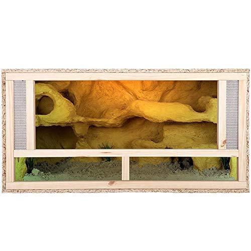 Terrarium | Hout | Diverse afmetingen | 20 kilo | 60 x 120 x 60 cm