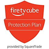2-Year Protection Plan plus Accident Protection for Fire TV Cube (2019 release, delivered via...