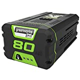 Greenworks PRO 80V 4.0 AH Lithium Ion Battery GBA80400 (Lawn & Patio)