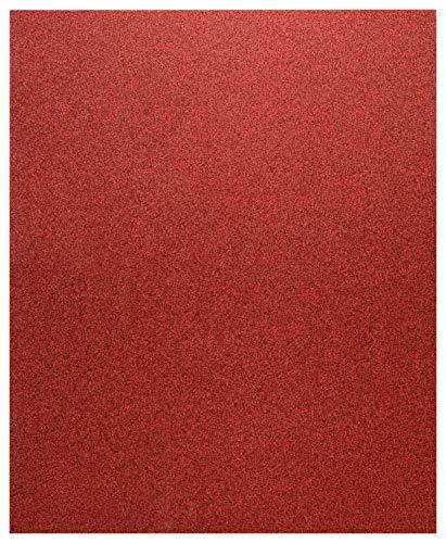 Bosch Professional Schleifpapier C420 Standard for Wood and Paint (Holz und Farbe, 230 x 280 mm, Körnung G120, Zubehör Schwingschleifer)