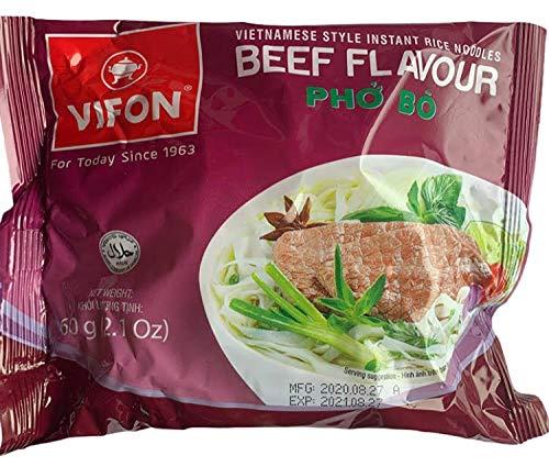 VIFON ベトナム インスタントフォー 牛肉風味 1ケース(30袋入り) VIFON Pho Bo 1 thung(30 goi)