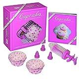 51mK O78cSL. SL160  - Cupcakes : Le livre des meilleures recettes - Estérelle Payany