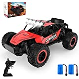 RC Cars 1:14 Large Size Racing Remote Control Monster Trucks, Fast Outdoor Rechargeable Vehicle Gift for Boys Kids Teens and Adults 2020 Newest