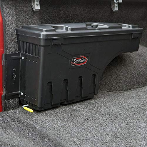 Undercover SwingCase Truck Bed Storage Box | SC100D | Fits 07-20...