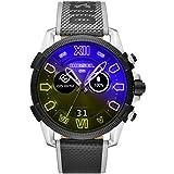 Diesel Smartwatch Pantalla táctil para Hombre de Connected con Correa en Nailon DZT2012