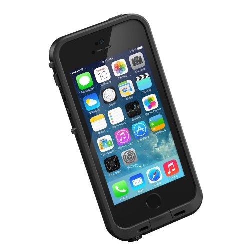LifeProof FR iPhone 5/5s Waterproof Case - Retail Packaging - BLACK
