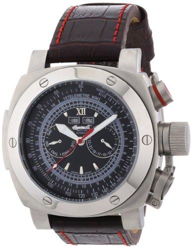 Ingersoll Herren-Armbanduhr BisonN0.30 Analog Automatik IN4507BK