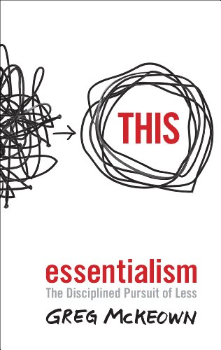 Amazon.com: Essentialism: The Disciplined Pursuit of Less eBook ...