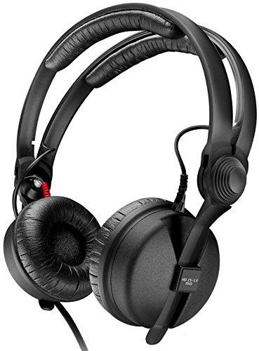Sennheiser クローズド型ダイナミックヘッドホン HD25-1 II Basic Edition HD25 II ベーシックエディション [並行輸入品] 武田真治 の愛用ヘッドフォンは「SENNHEISER HD25-1II」【徹底解説】音楽のプロが使用するヘッドフォン特集!ミュージシャン、作曲家、エンジニアが使用するDTMや作曲・編曲にオススメのヘッドフォン・イヤホンの紹介!