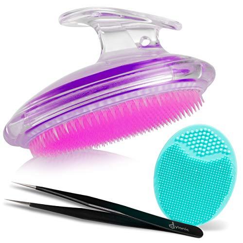 Exfoliating Brush For Razor Bumps and Ingrown Hair...