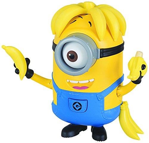Despicable Me Deluxe Action Figure Banana Crazy Carl Toy Figure