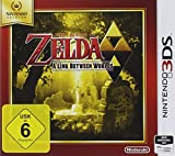 The Legend of Zelda: A Link Between Worlds - Nintendo Selects - [3DS]