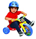 Mickey & The Roadster Racers 10' Fly Wheels Junior Cruiser Ride-On, Ages 2-4