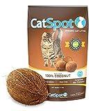 CatSpot Litter, 100% Coconut Cat Litter: All-Natural, Lightweight & Dust-Free