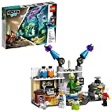 LEGO Hidden Side J.B.s Ghost Lab 70418 Building Kit, Ghost Playset for 7+ Year Old Boys and Girls, Interactive Augmented Reality Playset (174 Pieces)