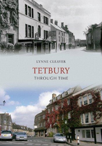Tetbury Through Time Kindle eBook
