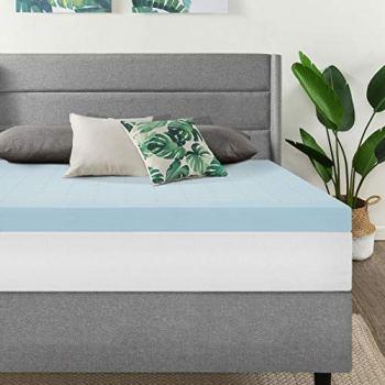 Best Price Mattress King Mattress Topper - 3 Inch Gel Memory Foam Bed Topper with Cooling Mattress Pad, King
