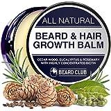 Acondicionador para promover el crecimiento de la barba y el cabello |  Con biotina altamente concentrada |  Al Perfume ...