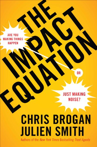 The Impact Equation: Are You Making Things Happen or Just Making Noise? (English Edition)