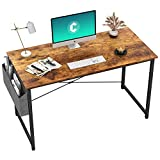 Cubiker Computer Desk 47' Home Office Writing Study Desk, Modern Simple Style Laptop Table with...