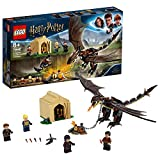 LEGO- Harry Potter La Sfida dell'Ungaro Spinato al Torneo Tremaghi Set di Costruzioni Ricco di Dettagli con 4 Minifigure, per Ragazzi +8 Anni e...