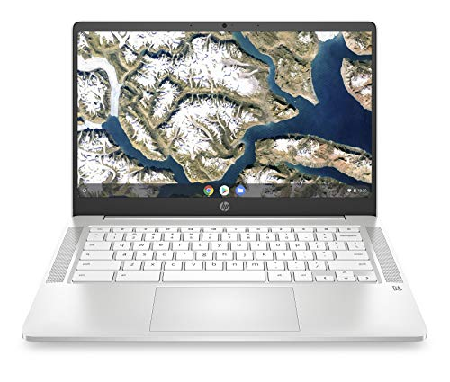 HP 14a-na0020nr Chromebook 14-Inch HD Laptop,...