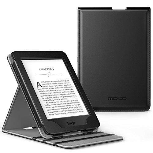 MoKo Case for Kindle Paperwhite, Premium Vertical Flip Cover...