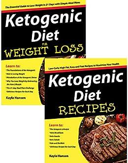 Keto Diet for Beginners: 2 Manuscripts - Ketogenic Diet for Weight Loss, Ketogenic Diet Recipes 1