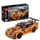 LEGO Technic Chevrolet Corvette ZR1 Jeu de construction voiture 9 Ans et Plus, 579 Pièces 42093