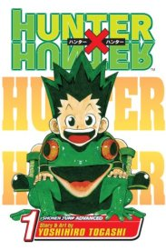 Hunter x Hunter, Vol. 1: The Day of Departure (English Edition ...