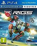 Casque PlayStation VR requis RIGS mêle les batailles de méchas et les sports de haut niveau.