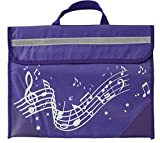Musicwear - Pentagramma Borsa - Purple [Import anglais]