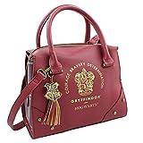 Harry Potter Purse Designer Handbag Hogwarts Houses Womens Top Handle Shoulder Satchel Bag...