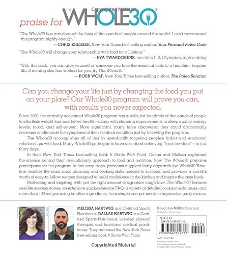 The Whole30: The 30-Day Guide to Total Health and Food Freedom 2