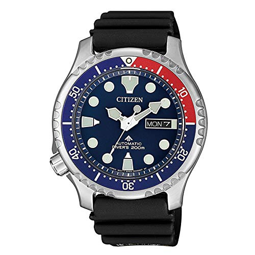 CITIZEN Taucheruhr NY0086-16LE