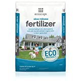 EcoScraps Slow-Release Fertilizer, Made with Recycled Nutrients and Organic Matter, Covers up to 2,500 sq. ft., 22311-1, 45 lbs.