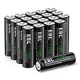 EBL AA Rechargeable...image